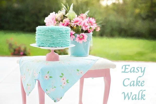 Easy Cake Walk